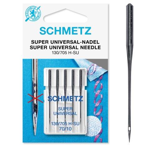 SCHMETZ Super Universal-Nadel S-130/705 H-SU Stärke