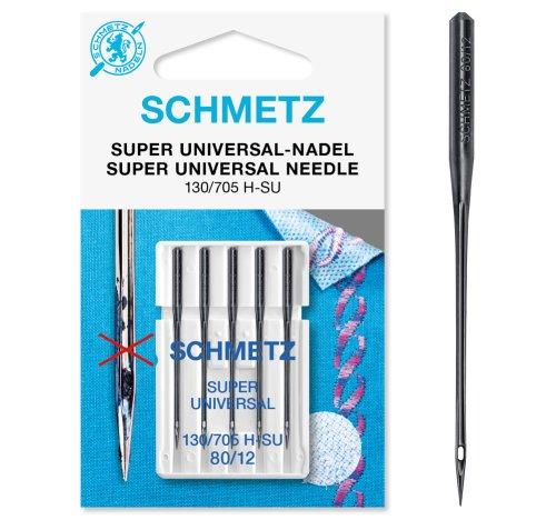 SCHMETZ Super Universal-Nadel S-130/705 H-SU Stärke 80/12