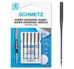 SCHMETZ Super Universal-Nadel S-130/705 H-SU Stärke...