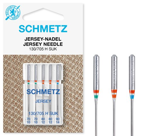 SCHMETZ Jersey-Nadel 130/705 H-SUK 70-90