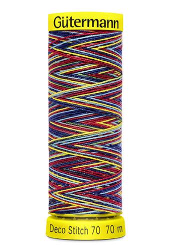 Gütermann Deco Stitch 70 Multicolour 9831
