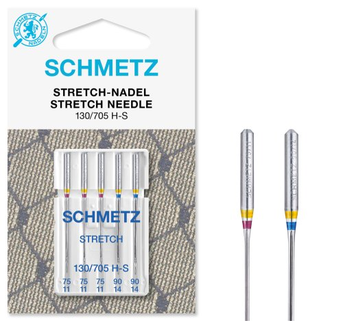 SCHMETZ Stretch-Nadel 130/705 H-S 75-90