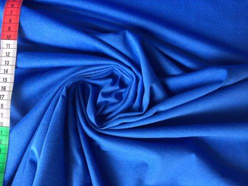 Albstoffe Elastischer Bio Single Jersey Blueette