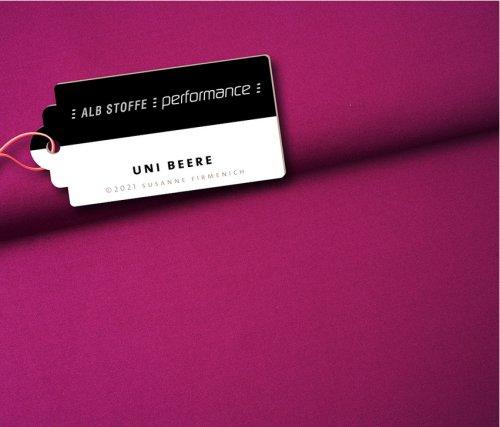 Albstoffe Performance - UNI Beere