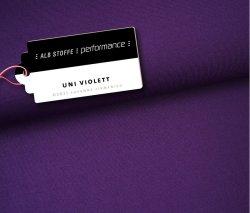 Albstoffe Performance - UNI Violett