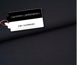 Albstoffe Performance - UNI Schwarz
