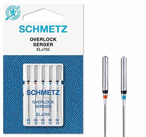 SCHMETZ Overlock-Nadel EL x 705 SB5 80-90